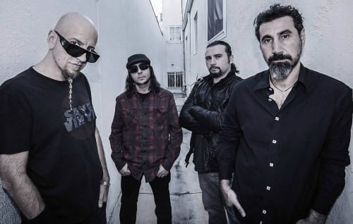 System Of A Down koncert 2018-ban!