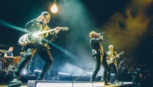 U2 koncert 2018-ban!