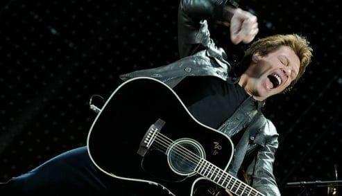 Bon Jovi koncert 2018-ban!