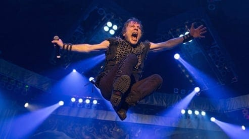 Iron Maiden koncert a VOLT-on!