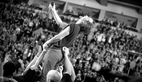 Pearl Jam koncert 2018-ban!