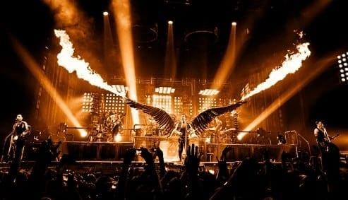 Rammstein koncert 2018-ban!