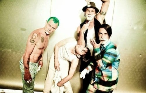 Red Hot Chili Peppers koncert 2018-ban!