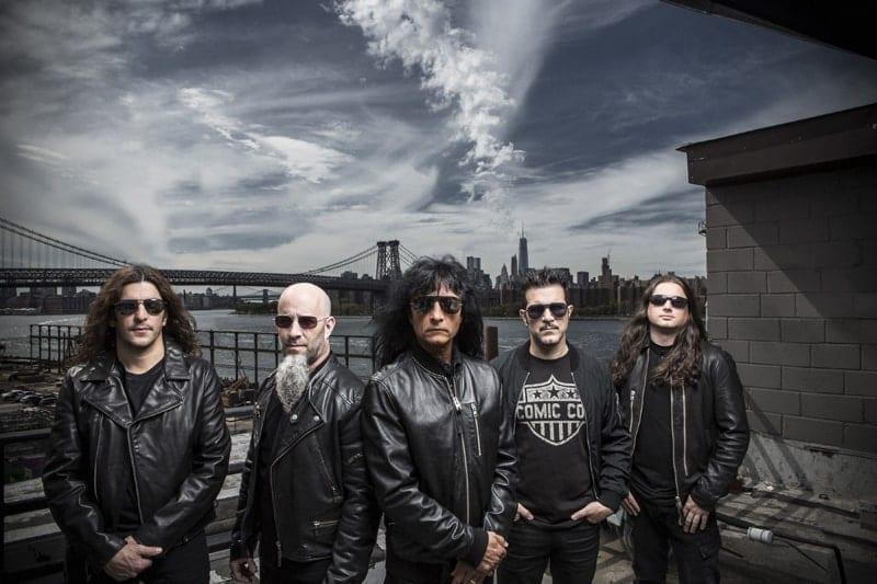 Anthrax – 2017-ben minden az Among The Living körül forog