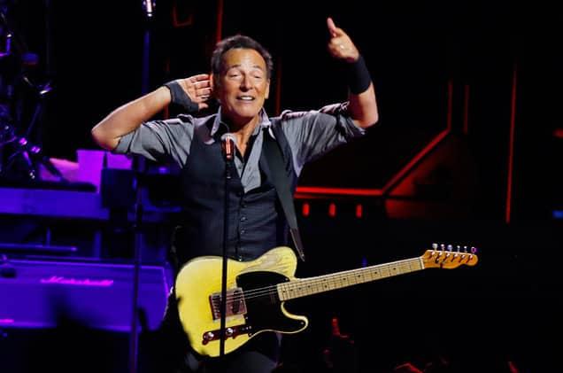Bruce Springsteen – Maga mögött hagyta a múltat
