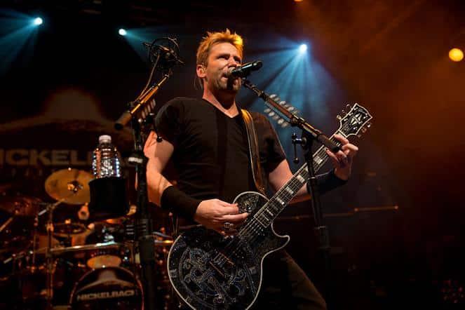 Nickelback koncert a Klam várkastélyban!