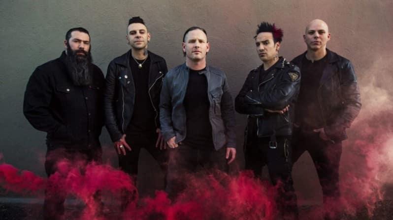 Stone Sour – Bécsig is elér a Hydrograd turnéja
