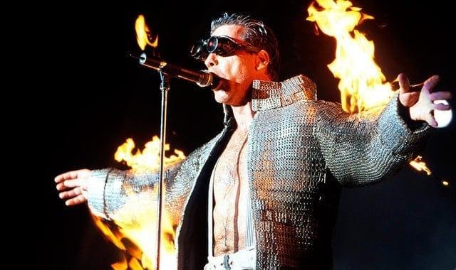 Rammstein koncert!