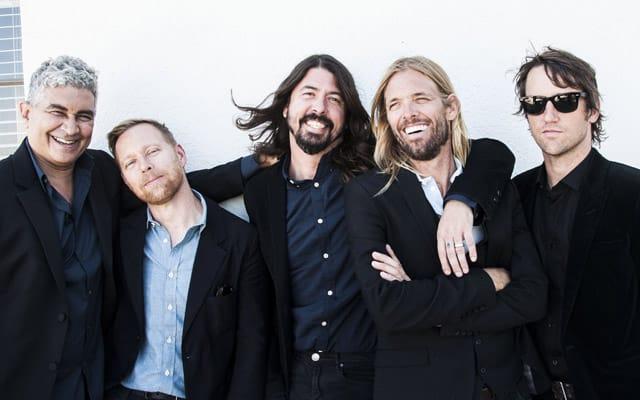 Foo Fighters koncert 2018-ban!