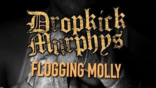 Dropkick Murphys és Flogging Molly Bécsben!