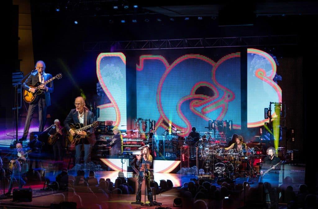 Yes – Koncertekkel ünneplik az ötvenedik évfordulót