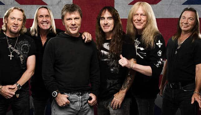 Iron Maiden – 2018-ban is maximális fordulatszámon pörögnek