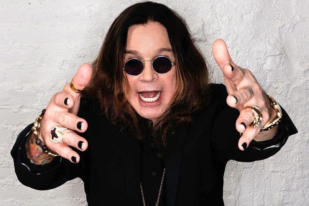 Ozzy Osbourne koncert!