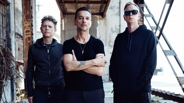 Depeche Mode a VOLT-on!