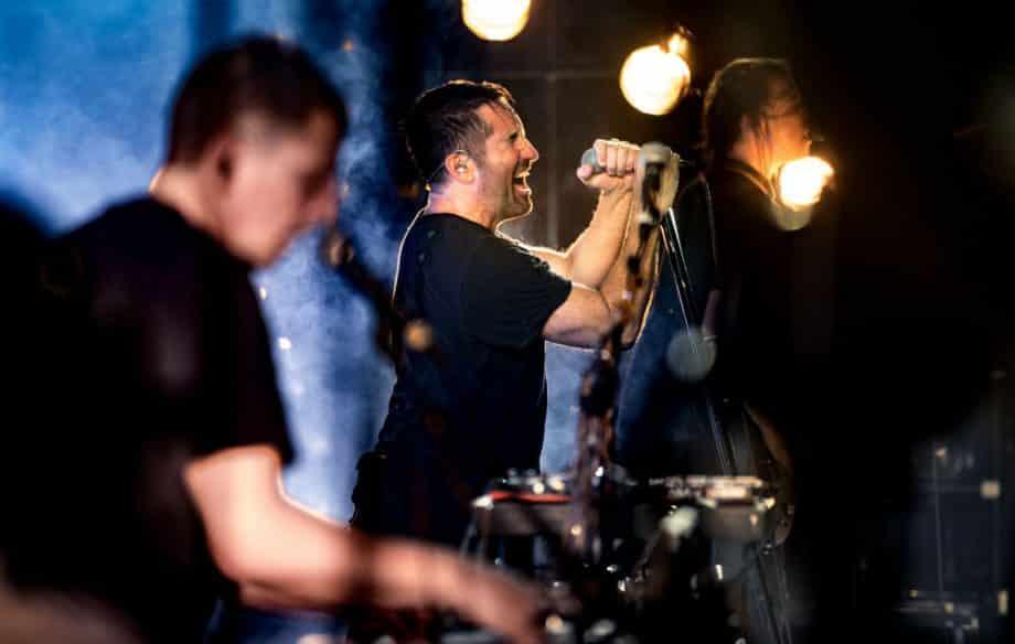 Nine Inch Nails koncert!