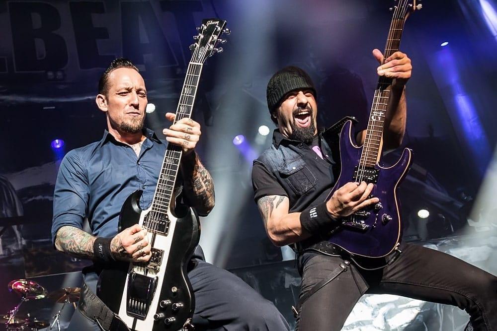 Volbeat koncert a Nova Rockon!