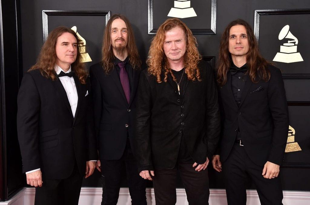 Megadeth – 2018-ban jöhet az új album