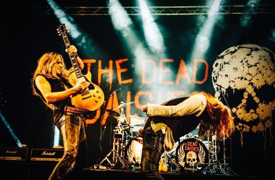 The Dead Daisies – Ez az igazi rock 'n' roll
