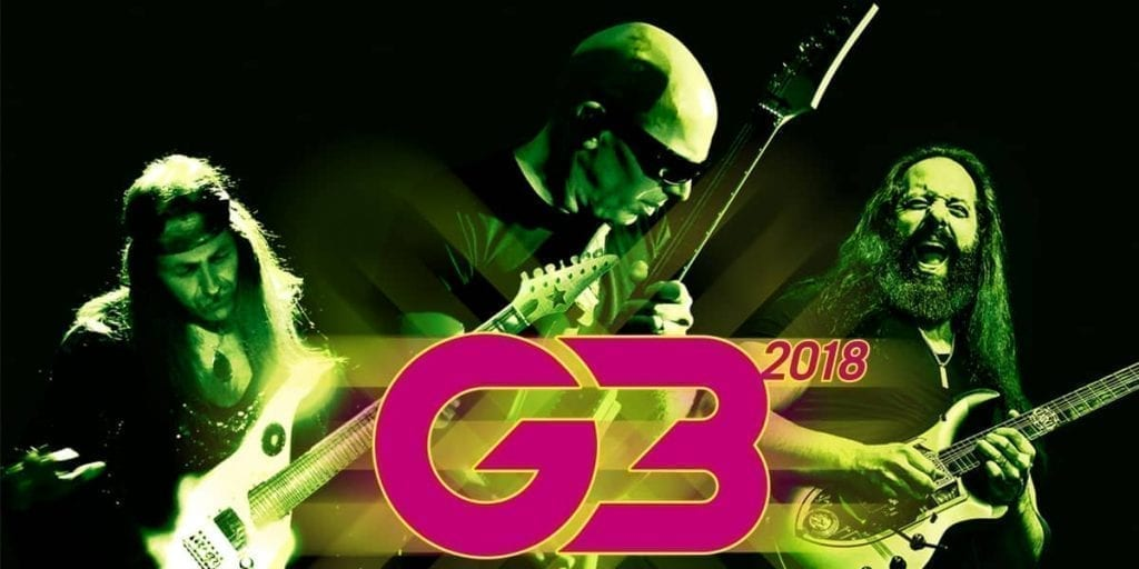 G3 – A szomszédba jön a gitáros utazóturné