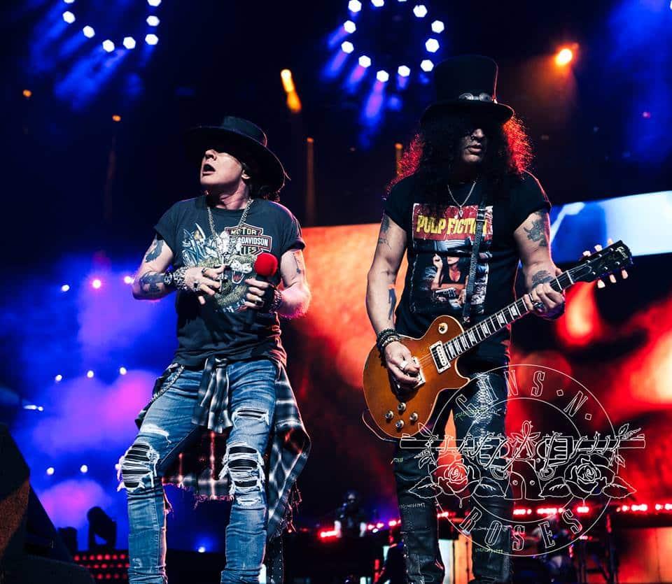 Guns N' Roses – Jön a Not In This Lifetime utolsó felvonása