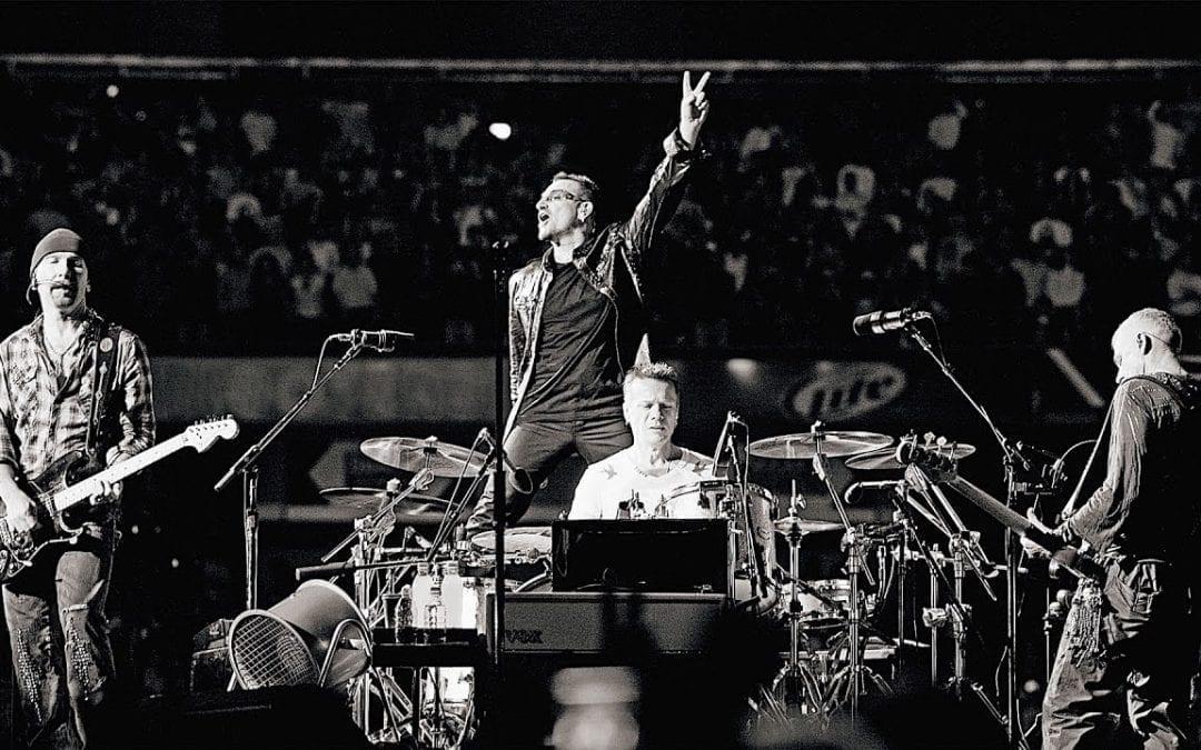 Egyedül mentem U2 koncertre! – élménybeszámoló