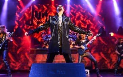 Judas Priest – Tűzerő hajtja őket 2018-ban