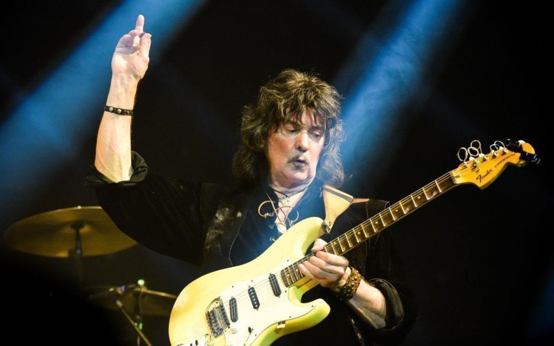 """Ritchie Blackmore – """"A zene egy nagyon komoly dolog"""""""