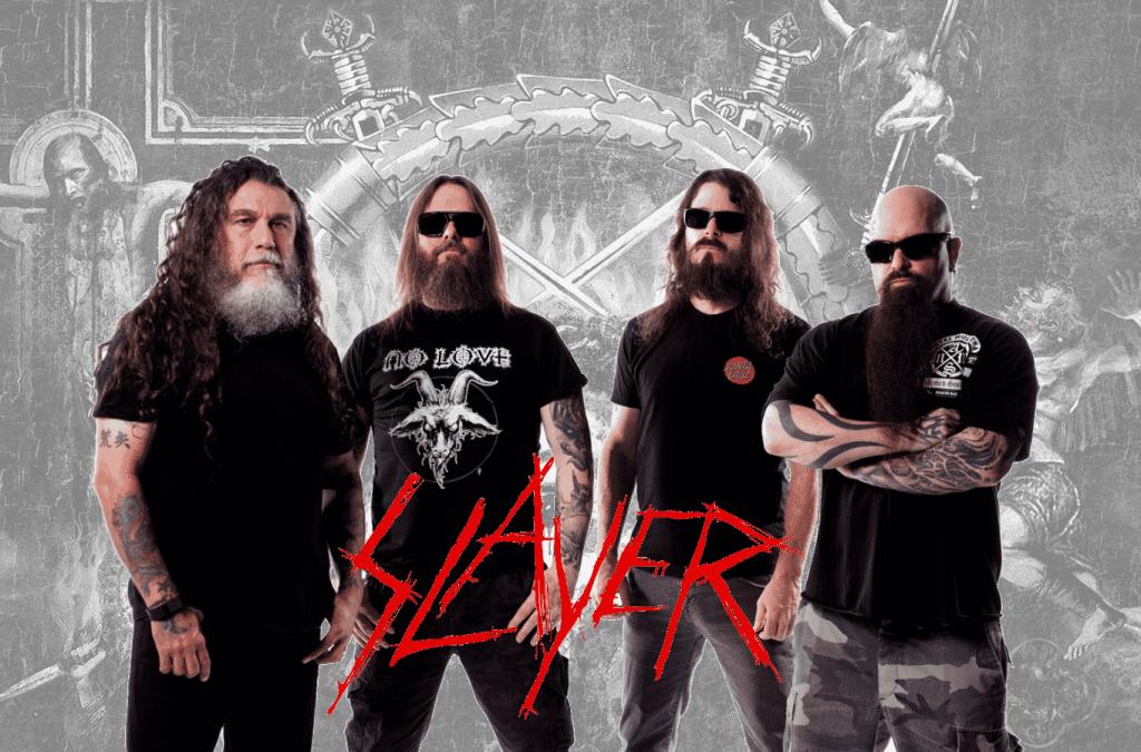 Slayer – Ők is leteszik a lantot