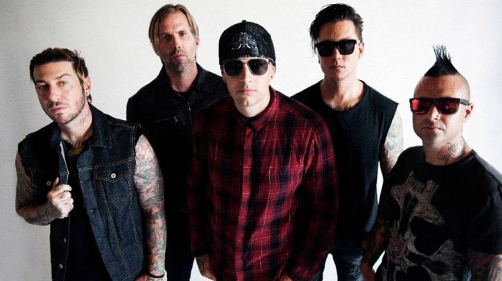 Avenged Sevenfold – Kétszer is megnézheted őket a nyáron