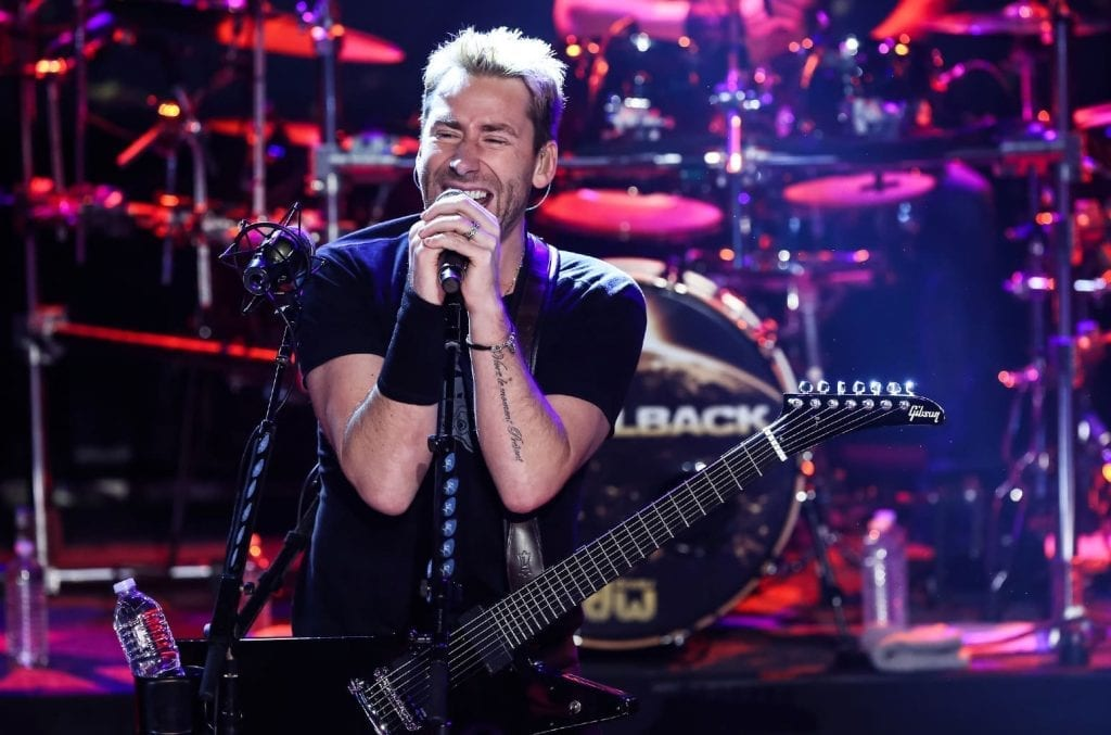 Nickelback - Bekeményítettek Kroegerék