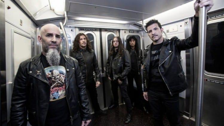 Anthrax – 2018 a turné és az elmélyült munka éve lesz