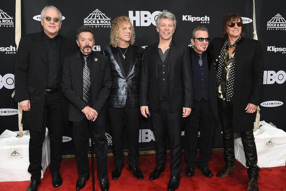 Bon Jovi – A rock and roll halhatatlanjai