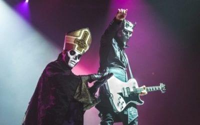 Ghost – Új frontemberrel fordulnak az új albumra