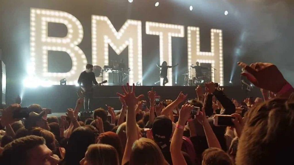 Bring Me The Horizon - Tovább poposodik a brit csapat?