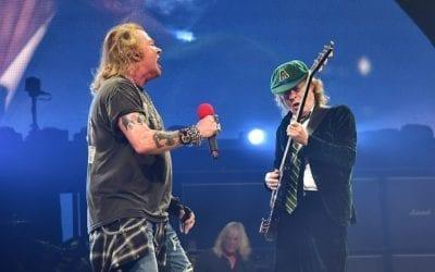 AC/DC – Úgy néz ki, hogy Axl Rose a befutó