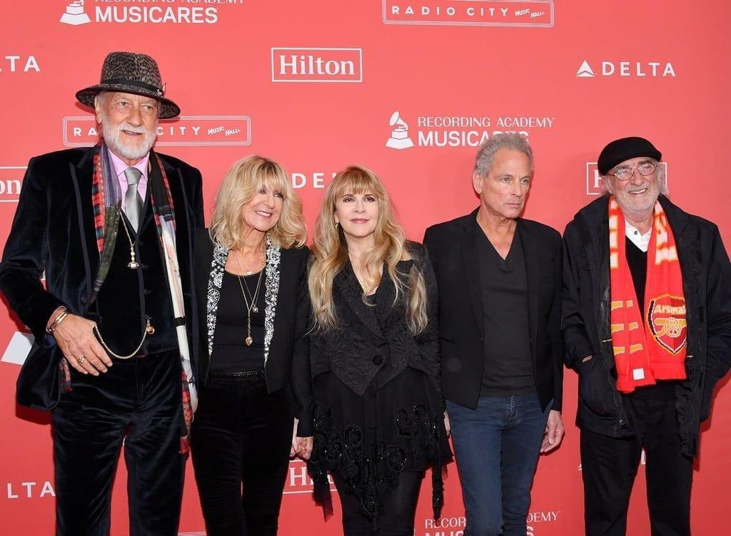Fleetwood Mac – Lindsey Buckingham nélkül ünnepelnek
