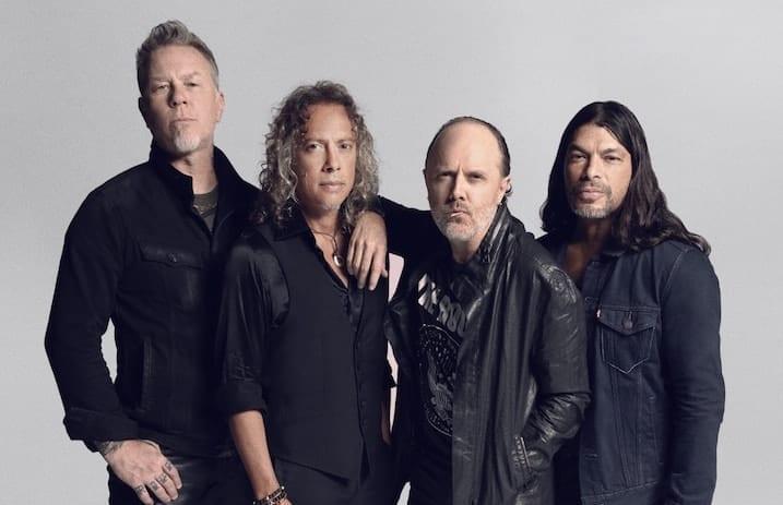 Metallica – Szeretik Európát