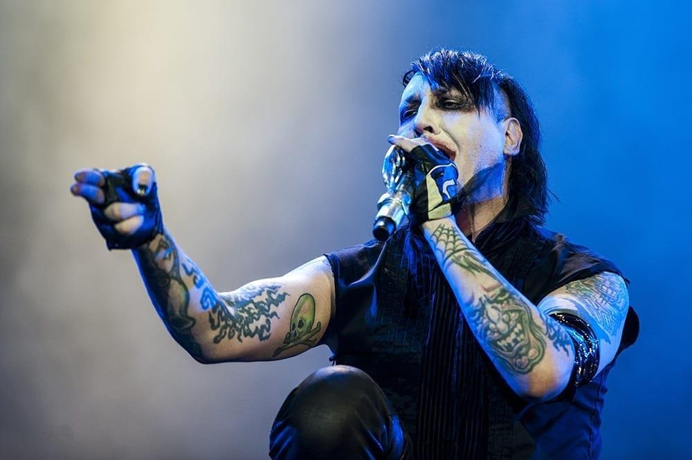 Marilyn Manson – Mivel telt a botrányhős elmúlt egy éve?