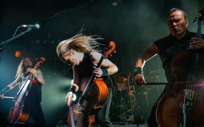 Apocalyptica – Jövőre jöhet az új album