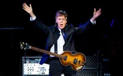 Paul McCartney – Ősszel jön a gombafejű új albuma