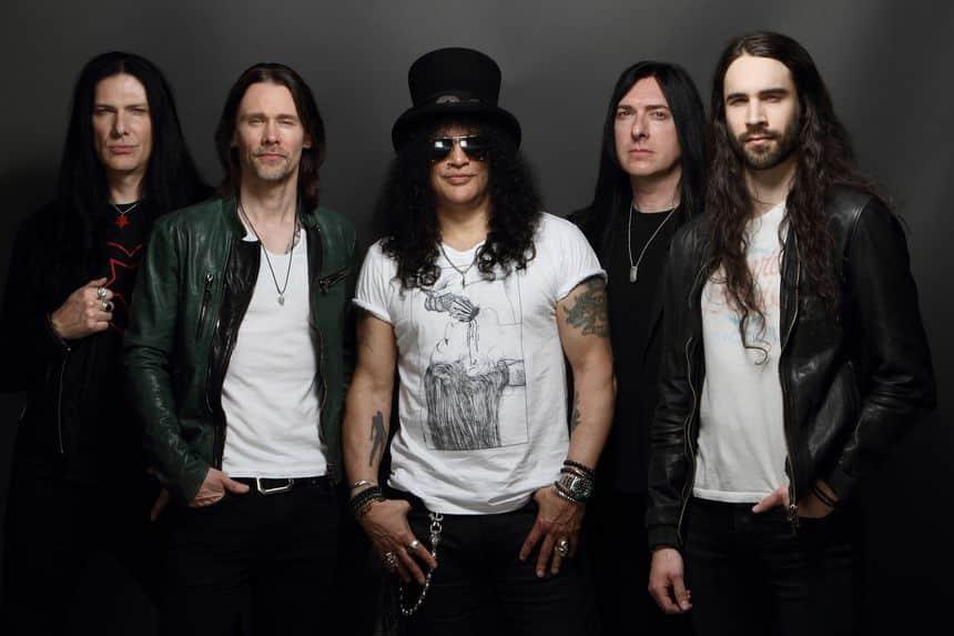 Slash – A Guns N' Roses mellett is van élet