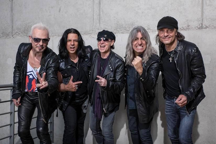 Scorpions – Hangolnak az új albumra