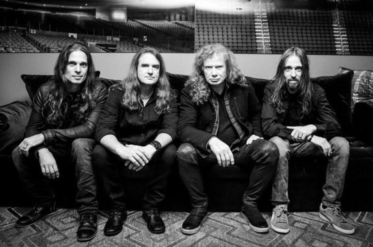 Megadeth – Legalább egy új dalt biztos, hogy kihoznak 2019-ben