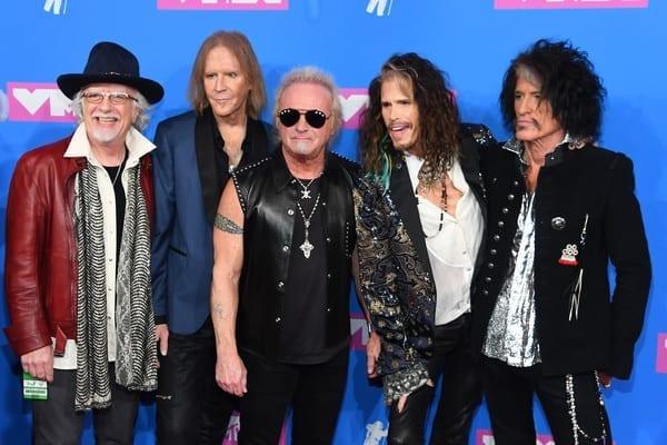 Aerosmith – 2019 a jubileum éve lesz