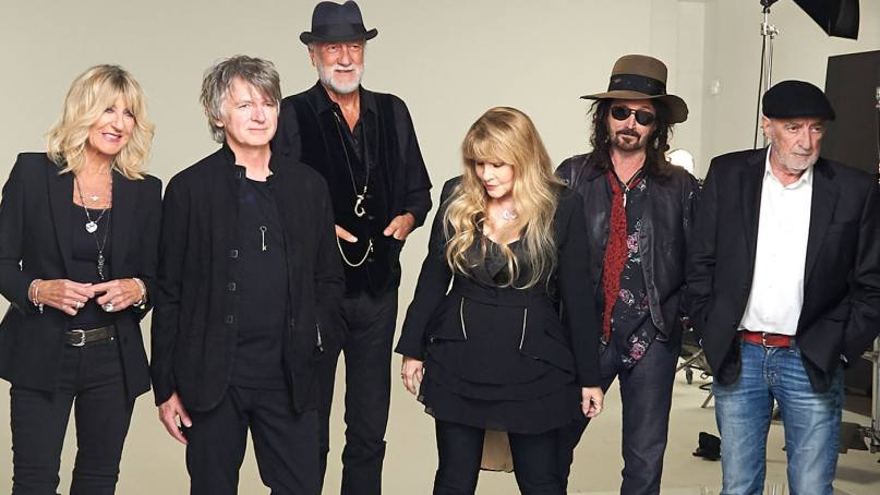Fleetwood Mac – Európába is benéznek