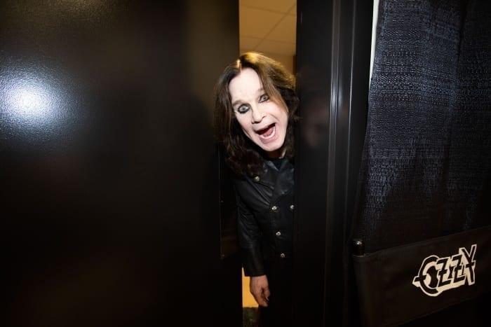 Ozzy Osbourne – Sosem áll le a Sötétség Hercege