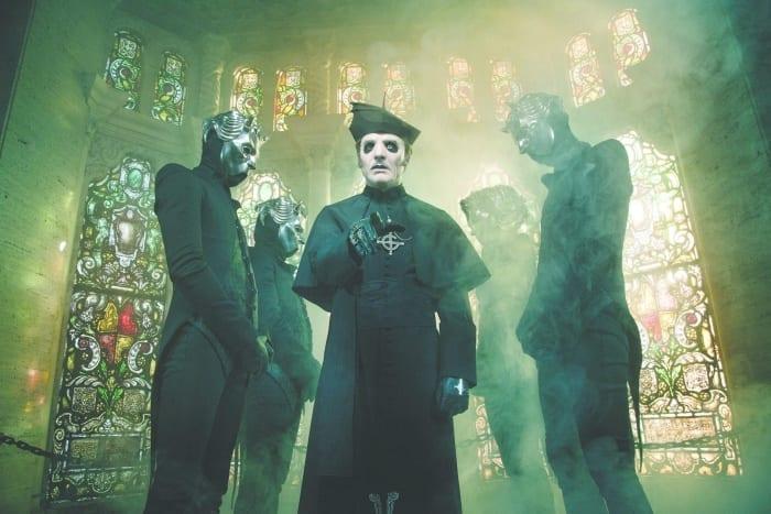 Ghost – Olyanok szeretnének lenni, mint a Queen