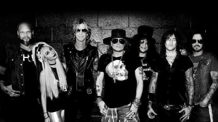 Guns N' Roses – Már készítik az új albumot