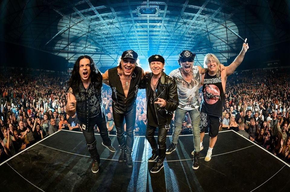 Scorpions – Lassan készül a banda történelmi új albuma