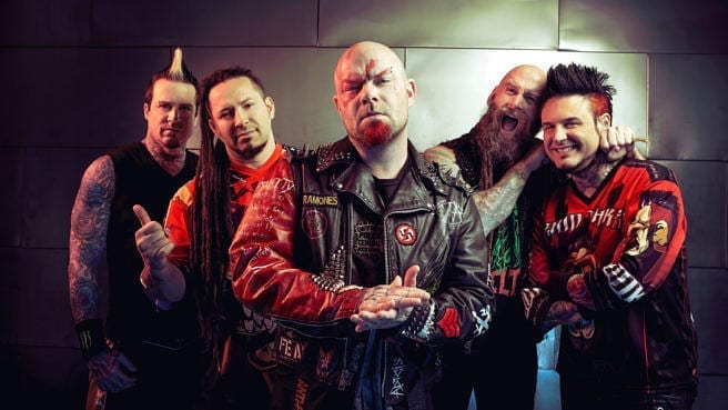 Five Finger Death Punch – Már úton van a súlyosabb új album